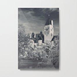 Architecture Department Metal Print