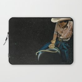 Space_cowboy Laptop Sleeve