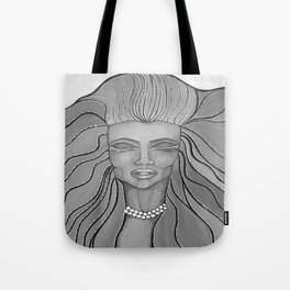 Feel The Wind Tote Bag