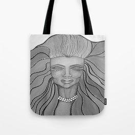 Feel The Wind Tote Bag