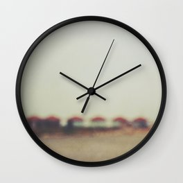 Possibly Homes Wall Clock