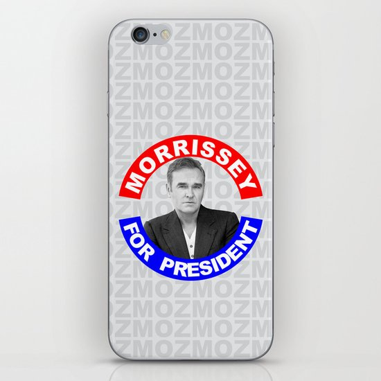 MOZ iPhone & iPod Skin