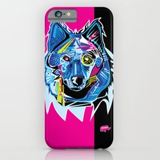 Lazer Wolf iPhone 6s Slim Case