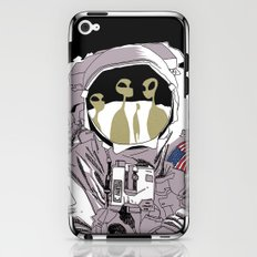 Meet Buzz Aldrin iPhone & iPod Skin