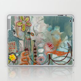 Not so Green Thumb Laptop & iPad Skin