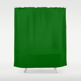Happy St. Patrick's Day Pattern | Ireland Luck Shower Curtain
