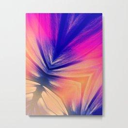 Abstract 'V' Metal Print