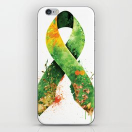 Nature Ribbon iPhone Skin