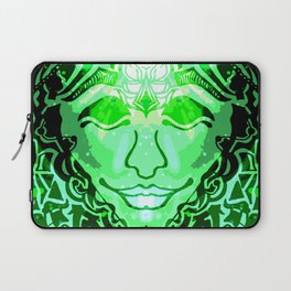 Vision Of The Holy Spirit Laptop Sleeve
