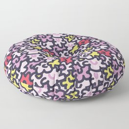 Floresta Floor Pillow