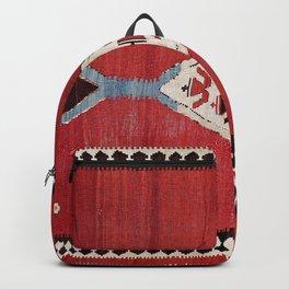 Bijar Antique Kurdish Persian Kilim Backpack