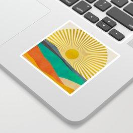 hope sun Sticker