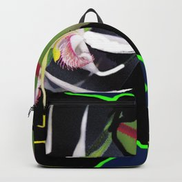Orchid Show          by Kay Lipton Backpack