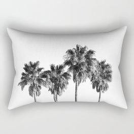 Palm trees 3 Rectangular Pillow