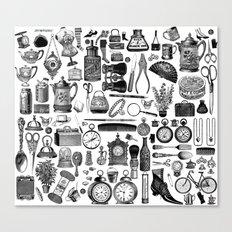 Domestics Canvas Print