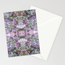 Lavender Eyes Stationery Cards