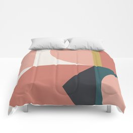 Maximalist Geometric 02 Comforters