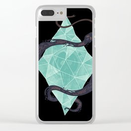 Mystic Crystal Clear iPhone Case