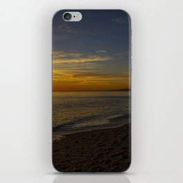 Sunset at West Bay 3 iPhone Skin