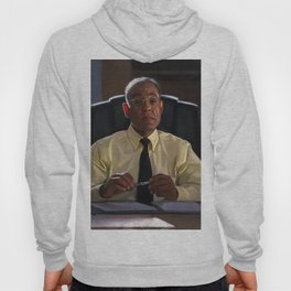 Gus Fring In The Office Los Pollos Hermanos In Better Call Saul Hoody