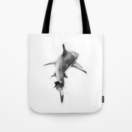 Shark II Tote Bag