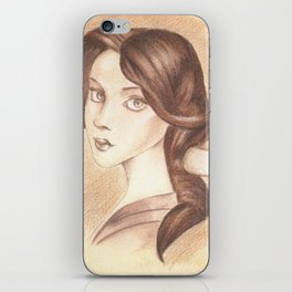 Bonjour, Elizabeth iPhone Skin