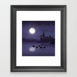 1st Year Arrivals Framed Art Print