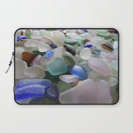 Sea Glass Assortment 6 Laptop Sleeve