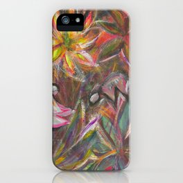 Butterfly Safari iPhone Case