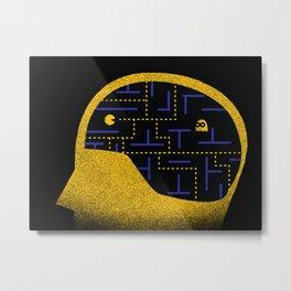 Brain Games Metal Print