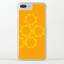2013:  The Year I went in Circles Clear iPhone Case