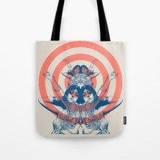 Space Ritual Tote Bag