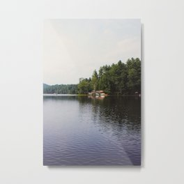 THE LAKE II Metal Print