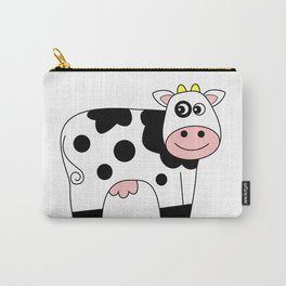 Cheeky Cow Carry-All Pouch