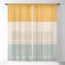 Heracles Sheer Curtain