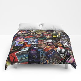 Horror Movie Vintage Collection Comforters