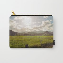On One of the New Zealand Islands Carry-All Pouch