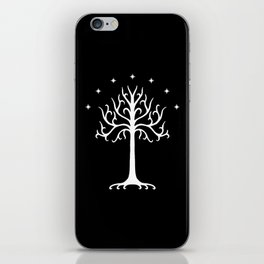 Tree(Gondor) iPhone Skin