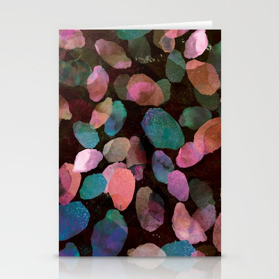 Galactic Gems  Stationery Cards