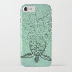 Into_The_Sea iPhone 7 Slim Case
