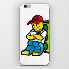 Dreamer.... iPhone & iPod Skin