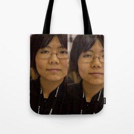 Wenqing Yan Tote Bag