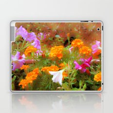 Every little garden seems to whisper a tune Laptop & iPad Skin