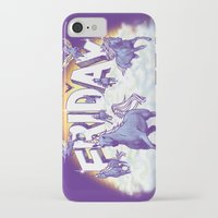 friday iPhone & iPod Cases featuring Friday! by littleclyde