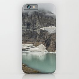 Grinnell and Salamander Glaciers, Soon Things of the Past iPhone Case