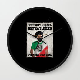 Stop The Iran Deal Wall Clock