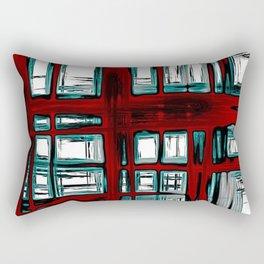 Colorful 4 Rectangular Pillow