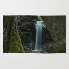 Beautiful Small Waterfall Rug