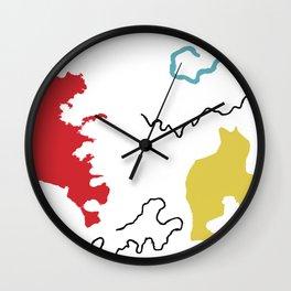 A5 Wall Clock