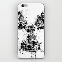 Radioactivity Symbol iPhone Skin